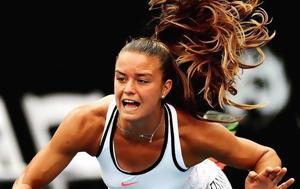 Τένις, Σάκκαρη Νο99, WTA, Τσιτσιπάς Νο 205, ΑTP, tenis, sakkari no99, WTA, tsitsipas no 205, aTP