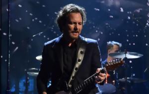 Ακούστε, Eddie Vedder, Fugazi, akouste, Eddie Vedder, Fugazi