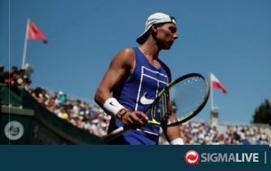 Roland Garros, Rafa