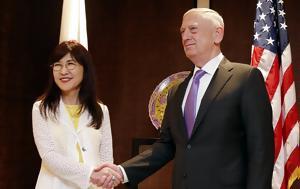 ΗΠΑ, Aπειλή, Βόρειας Κορέας, ipa, Apeili, voreias koreas