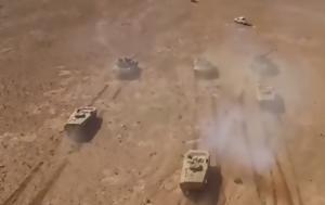 Μεγάλη, Παλμύρας, Ισλαμικό Κράτος, megali, palmyras, islamiko kratos