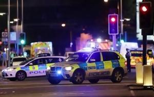 Τρόμος, Λονδίνο, tromos, londino