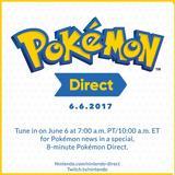Νέο Pokemon Direct, Nintendo, Τρίτη 6 Ιουνίου 2017,neo Pokemon Direct, Nintendo, triti 6 iouniou 2017