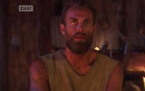 Survivor, Ο Στέλιος Χανταμπάκης, [βίντεο], Survivor, o stelios chantabakis, [vinteo]