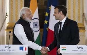 Συνεργασία Ινδίας - Γαλλίας, synergasia indias - gallias