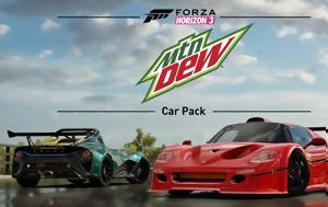Ferrari F50 GT, AMC Gremlin, Forza Horizon 3