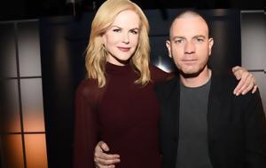 Nicole Kidman, Ewan McGregor, Moulin Rouge
