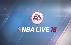 Επιστροφή, NBA Live, epistrofi, NBA Live