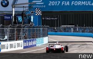 Formula E, Rosenqvist, Mahindra