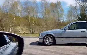"""Βελτιωμένη Μ3 Ε36 """"εκτελεί"""", Nissan GT-R, veltiomeni m3 e36 """"ektelei"""", Nissan GT-R"""