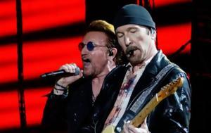 Η επανεμφάνιση των U2 σε φεστιβάλ (εικόνες – video)