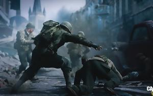 Call, Duty, WW2