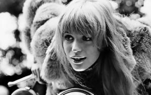 Πέθανε, Rolling Stones Anita Pallenberg, pethane, Rolling Stones Anita Pallenberg