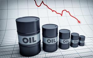 Σε χαμηλό επτά μηνών το πετρέλαιο