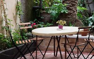 Τα καλύτερα brunch και πρωινά σε κήπους