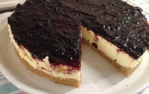 Cheesecake, Χριστίνας, Cheesecake, christinas