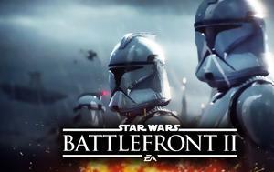 E3 2017 –, Star Wars Battlefront 2, YouTube