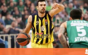 SDNA#039s, Kostas Sloukas, Fenerbahce SK