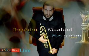 Ibrahim Maalouf, Kosmos Live