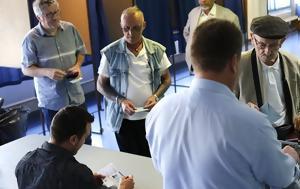 Σε πολύ χαμηλά επίπεδα η συμμετοχή στον β' γύρο των γαλλικών εκλογών