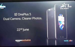 OnePlus 5, Έκανε, Ινδία [Video], OnePlus 5, ekane, india [Video]