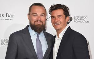 Leonardo DiCaprio – Orlando Bloom