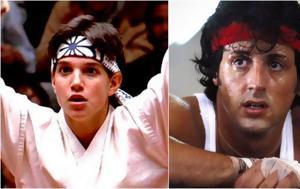 Πέθανε, Rocky, Karate Kid, Σταλόνε, pethane, Rocky, Karate Kid, stalone