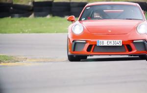 Chris Harris, Porsche 911 GT3
