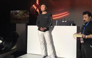 E3 2017 -, Kazunori Yamauchi, GT Sport
