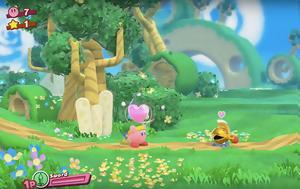 Kirby, Nintendo Switch, [Video]