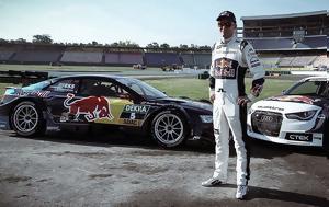 Ekström, DTM, World Rallycross