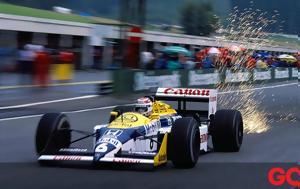 Williams-Honda…