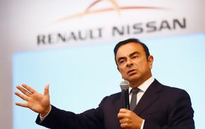 Ghosn, Renault-Nissan, 2017
