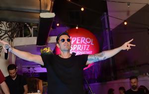 Aperol Spritz Festival, Γλυφάδα, Aperol Spritz Festival, glyfada