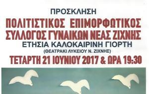 Ν Ζίχνη, Ετήσια, n zichni, etisia