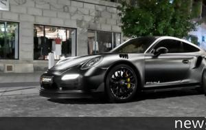 Porsche 911 Turbo S, 700