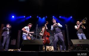 Postmodern Jukebox Orchestra, Μονή Λαζαριστών, Postmodern Jukebox Orchestra, moni lazariston