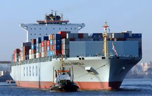Κοντά, OOCL Orient Overseas Container Line, Cosco, konta, OOCL Orient Overseas Container Line, Cosco