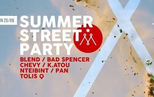 Summer Street Party, Six
