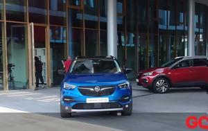 Opel Grandland X, Μιλάνο, Opel Grandland X, milano