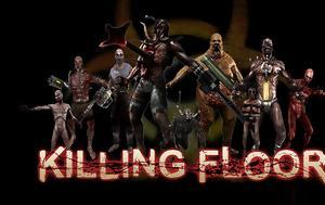 Killing Floor, FPS, Game, Humble Bundle