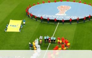 Confederations Cup 2017, Ισοπαλία 4άδας, Γερμανία, Χιλή, Confederations Cup 2017, isopalia 4adas, germania, chili