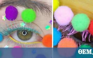 Pom Pom Makeup, Instagram-trend