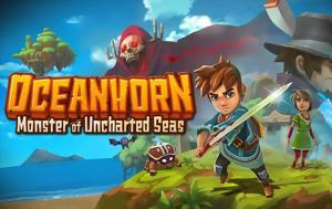 Oceanhorn, Monster, Uncharted Seas, Switch