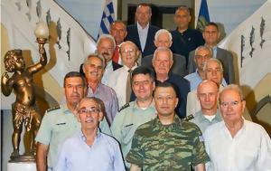 Συνάντηση ΑΓΕΣ, Διατελέσαντες Διοικητές, ΣΣΕ, synantisi ages, diatelesantes dioikites, sse