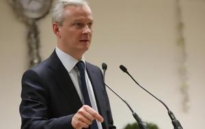 Σκληρά, Γάλλος Υπουργός Οικονομικών, sklira, gallos ypourgos oikonomikon