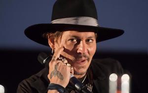 Johnny Depp, Πέρασε, Πρόεδρο, ΗΠΑ, Johnny Depp, perase, proedro, ipa
