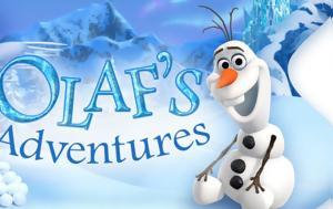 Δείτε, Olaf#039s Frozen Adventure, deite, Olaf#039s Frozen Adventure