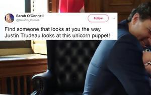 Trudeau, Internet -Video