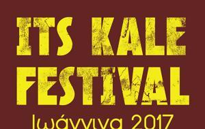 Its Kale Festival